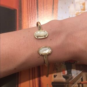 Kendra Scott gold bracelet gold
